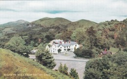 MALVERN HILLS FROM BRITISH CAMP - Worcestershire