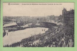 DUNKERQUE : Inauguration Du Monument Jean Baptiste Trystram, 25 Juin 1911 . 2 Scans. Edition Troncquée - Dunkerque