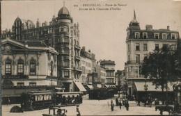 Bruxelles Porte De Namur Entree De La Chaussee D Ixelles - Brussels (City)