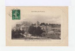 Saint Rémy De Provence. Campanile De Saint Paul De Mausole. (3043) - Saint-Remy-de-Provence