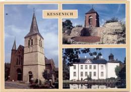 KESSENICH-MEERZICHT-KERK-BURCHT-KASTEEL-UITGAVE TER EIKEN-NIET VERSTUURD-NELS-THILL-BRUSSEL - Kinrooi