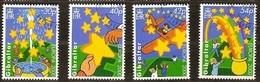 Gibraltar CEPT  2000 Yvertn° 911-914 (°) Oblitéré Used  Cote 8,50 Euro - Gibraltar