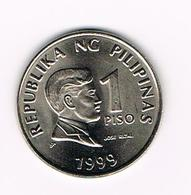 &   PILIPINAS  1  PISO  1999 - Philippines