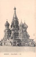 ¤¤   -  RUSSIE   -  MOSCOU   -   Saint-Basile   -  ¤¤ - Russia