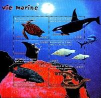 GUINEE    (AFR 244) - Vie Marine