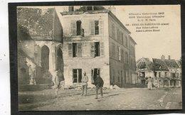 CPA - Offensive Victorieuse 1918 - FERE EN TARDENOIS - Rue Jules Lefèvre, Animé - Guerre 1914-18