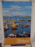 AFFICHE : BRITAIN , Paignton , H 76,2 L 50 - Affiches