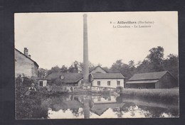 Aillevillers (70) La Chaudeau - Le Laminoir ( Pecheur Peche à La Ligne Ed. Perrin ) - Frankreich