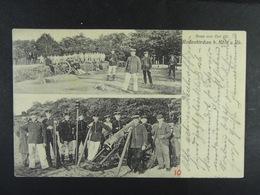Gruss From Fort VIII Rodenkirchen B. Köln A. Rh. - Koeln