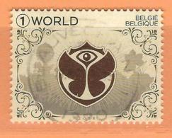 TOMORROWLAND  Used  (o)  (Lot 253) (4) - Belgien