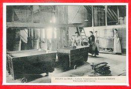 14 - ISIGNY --  Laiterie Coopérative Des Fermiers - Fabrication De La Caséine - Autres Communes