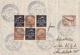 ALLEMAGNE 1937 LETTRE DE ROTTACH-EGERN - Germany