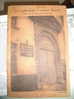 MILITARIA , Belgique , Résistance Belge, La Mystérieuse Caserne Dossin à Malines , Jos Hakker - Weltkrieg 1939-45