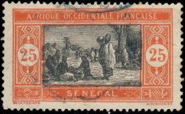 Sénégal 1922. ~ YT 76 Par 2 - 25 C. Marché Indigène - Sénégal (1887-1944)