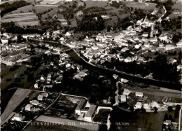 Schwertberg O.Ö. - Fliegeraufnahme Nr. 2085 * 17. 8. 1959 - Schwertberg
