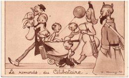 A. REMY - Le Remords Du Célibataire - Remy, A.