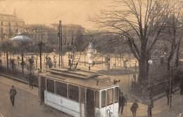 Italia  -  CREMONA, Giardino Pubblico, Tram - Cremona