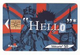 50 SO3 03/02 Angleterre  C10 - 2002