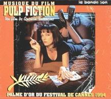 PULP FICTION - CD - Bande Originale - Quentin TARANTINO - Soundtracks, Film Music