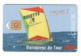 50 GEM2 10/00 Yole Voile E34 - France