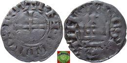 LaZooRo: France - Saint-Martin - Denier Tournois Of Philippe II Auguste (1180-1223), Cross - Silver - 1180-1223 Philippe II Auguste