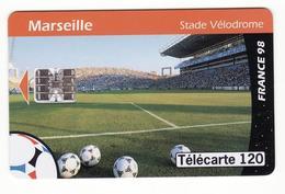RARE 120 SC7 06/98 MARSEILLE F11 - France