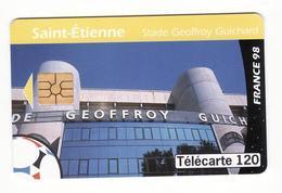 RARE 120 GEM2 06/98 ST ETIENNE F15 - France