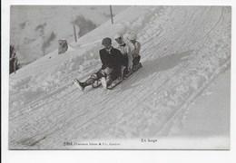 En Luge - Charnaux 5964 - Unclassified