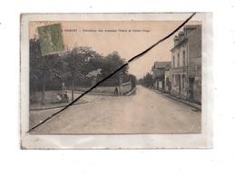 Domont , Avenues Thiers Et Victor Hugo , Etat - Domont