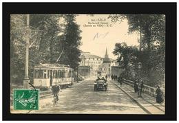 Lille Fvoiture Tramway Boulevard Carnot Entrée De La Ville - Lille