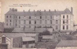 CHOLET COLLEGE SAINTE MARIE (dil382) - Cholet
