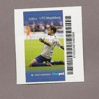 Privatpost- Fußball Fútbol Soccer Football - 1. FC Magdeburg - 1. FCM - Aufstieg - Spieler - Fussball