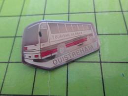 211B Pin's Pins / Beau Et Rare : Thème TRANSPORTS / AUTOBUS AUTOCAR BUS CAR TOURISME VERNEY - Transports