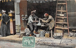 ¤¤   -  EGYPTE   -  LE CAIRE   -  Ferblantiers   -  Petits Métiers   -  ¤¤ - Cairo