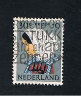 """14. Nov. 1960 """" Voor Het Kind """"  Michel 759  Gestempelt O - Gebraucht"""