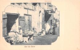 ¤¤   -  EGYPTE   -  LE CAIRE   -  Une Rue   -  Petits Métiers   -  ¤¤ - Cairo