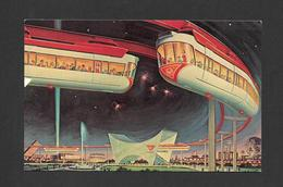 EXPOSITIONS - NEW YORK WORLD'S FAIR 1964-65 - THE AMF MONORAIL - Expositions