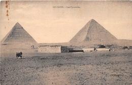 ¤¤   -  EGYPTE   -  LE CAIRE   -  Les Pyramides   -  ¤¤ - Cairo