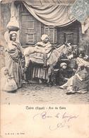 ¤¤   -  EGYPTE   -  LE CAIRE   -  Ane Du Caire   -  ¤¤ - Cairo