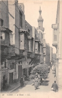 ¤¤   -  EGYPTE   -  LE CAIRE   -  A Street   -   Une Rue   -  ¤¤ - Cairo