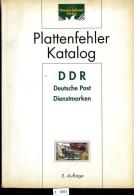 Katalog, DDR, Schantl. 3. Auflage, Mit Gebrauchsspuren - Duitsland