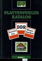 Katalog, DDR, Schantl Plattenfehler Katalog,  Band 1, Mit Gebrauchsspuren - Duitsland