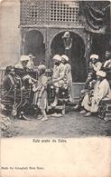 ¤¤   -  EGYPTE   -  LE CAIRE   -    Café Arabe Du Caire   -  ¤¤ - Cairo