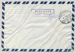 Indonesia - 1966 - Porto Dibajar GRESIK - Indonesië