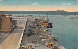 ¤¤   -  EGYPTE   -  SUEZ    -  The Port Tewfik Quay   -  ¤¤ - Suez