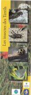 Marque - Page - Terrils - Les Insestes Des Terrils - Lesezeichen