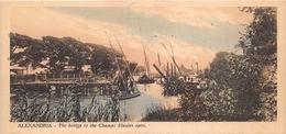 ¤¤   -  EGYPTE   -  ALEXANDRIE   -  The Bridge To The Champs Elusèes Open  -  Voir Description   -  ¤¤ - Alexandria