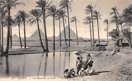 ¤¤   -  EGYPTE   -  Les Pyramides De GIZE   -  ¤¤ - Piramidi