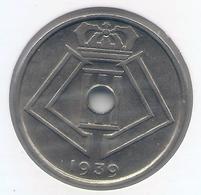 LEOPOLD III * 25 Cent 1938 Frans/vlaams * Nr 8130 - 1934-1945: Leopold III