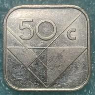 Aruba 50 Cents, 2004 - Monnaies